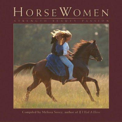 horse woman wild horses christa's luck